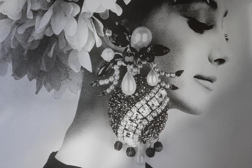 Frühjahr/Sommer-Kollektion, 1962. Bijoux Christian Dior