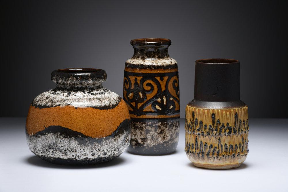 """Vintage 101: Die """"Fat Lava""""-Keramik der MId-Centuries"""
