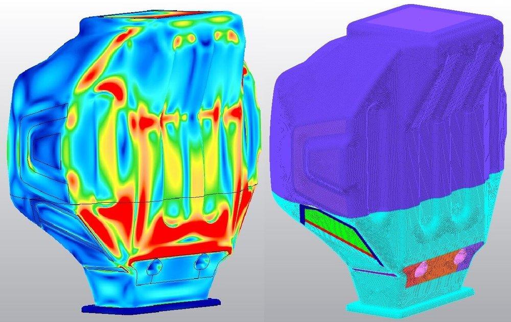3D fabrication drawings