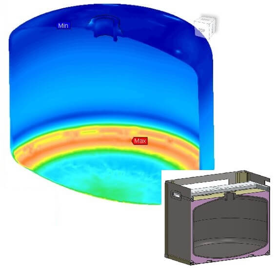 Uranium 1A 3D tote with FEA model.jpg
