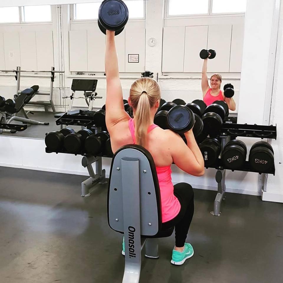 PT ei nosta sinun puolestasi painoja, vaan valmennuksessa sinun on oltava valmis tekemään töitä tavoitteiden eteen!