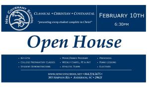 Open House Invite 2015