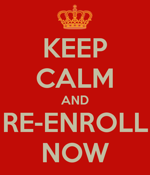 keep-calm-and-re-enroll-now