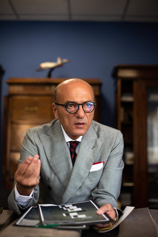 Mr De Petrillo -