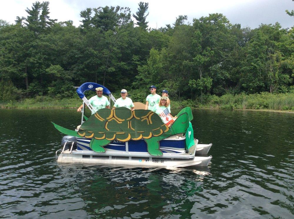Flotilla Canada Day, 2017