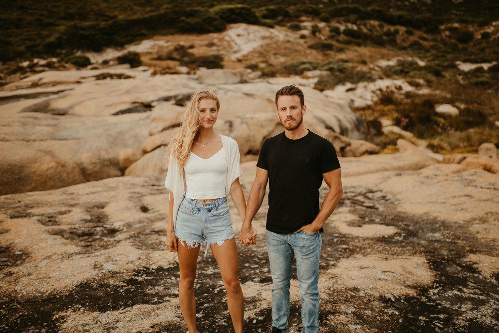 Maddie & KYLE - Lovestory, Kapstadt (Südafrika)