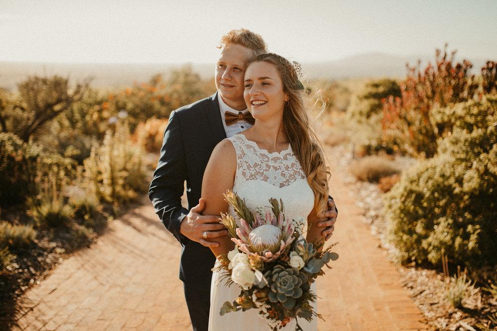 BEKKA & THINUS - Destination Wedding, Kapstadt