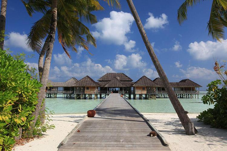 Maldivesspa villa