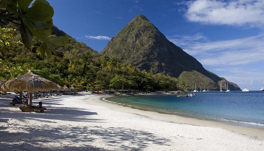 St.Lucia Sugar Beach