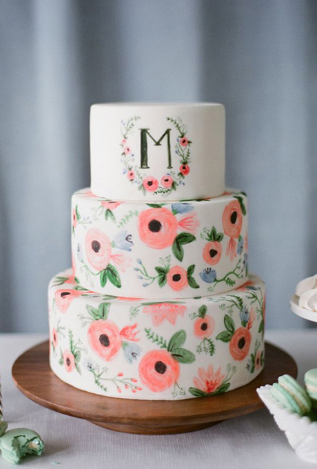 Wedding-Cakes-with-Flowers-Katie-Parra-Photography-cake-The-Sweet-Side