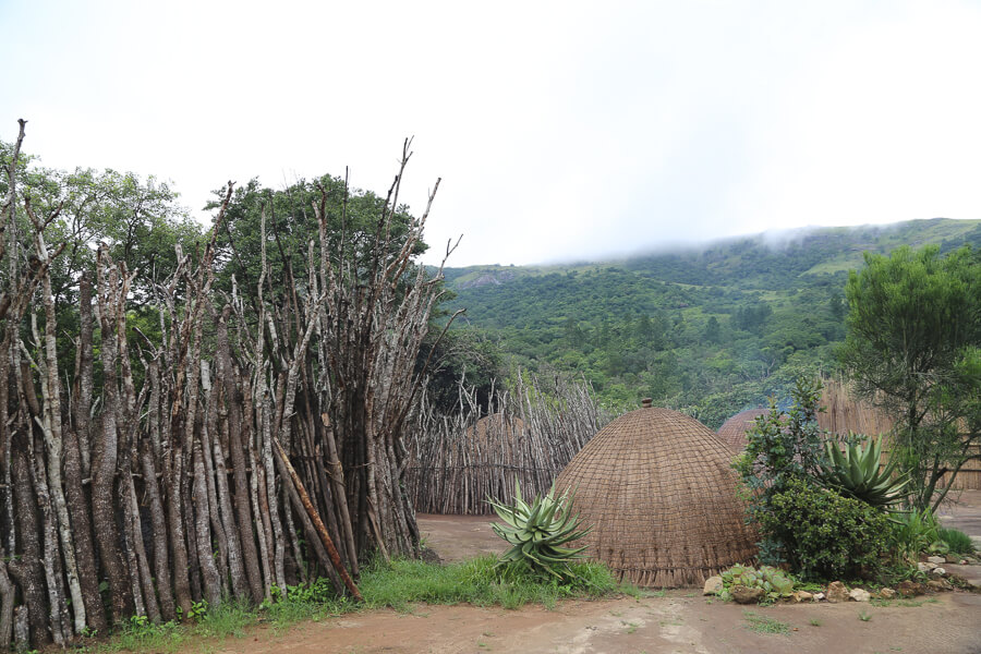 Visit a cultural village in Southern Africa Swaziland
