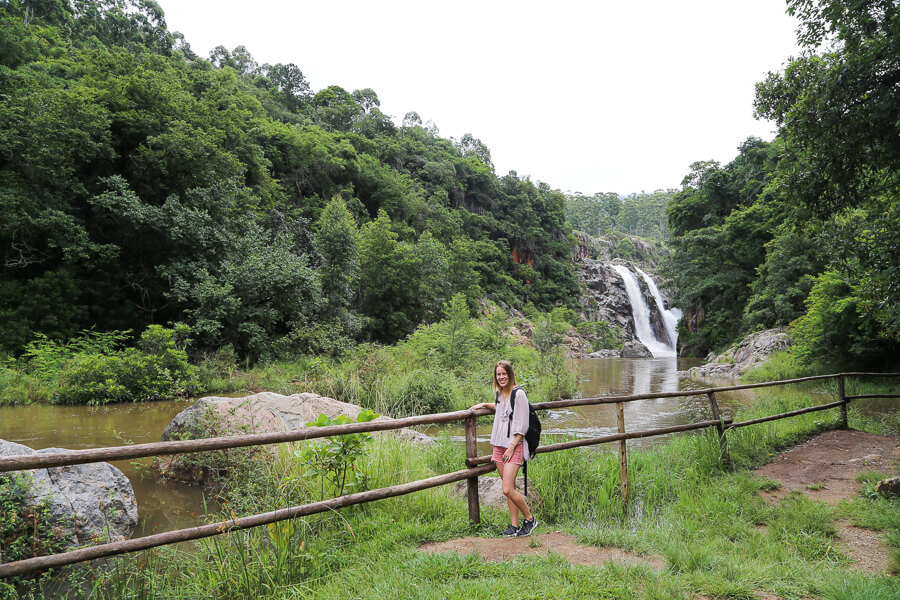 How to visit the Mantenga Falls