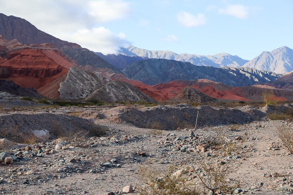 La Yesera in Quebrada de las Conchas
