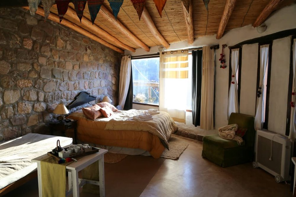 our airbnb apartment in Tilcara Jujuy