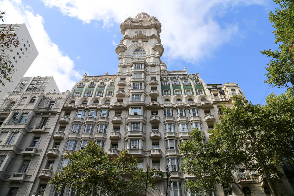 Palacio Barolo in Buenos Aires