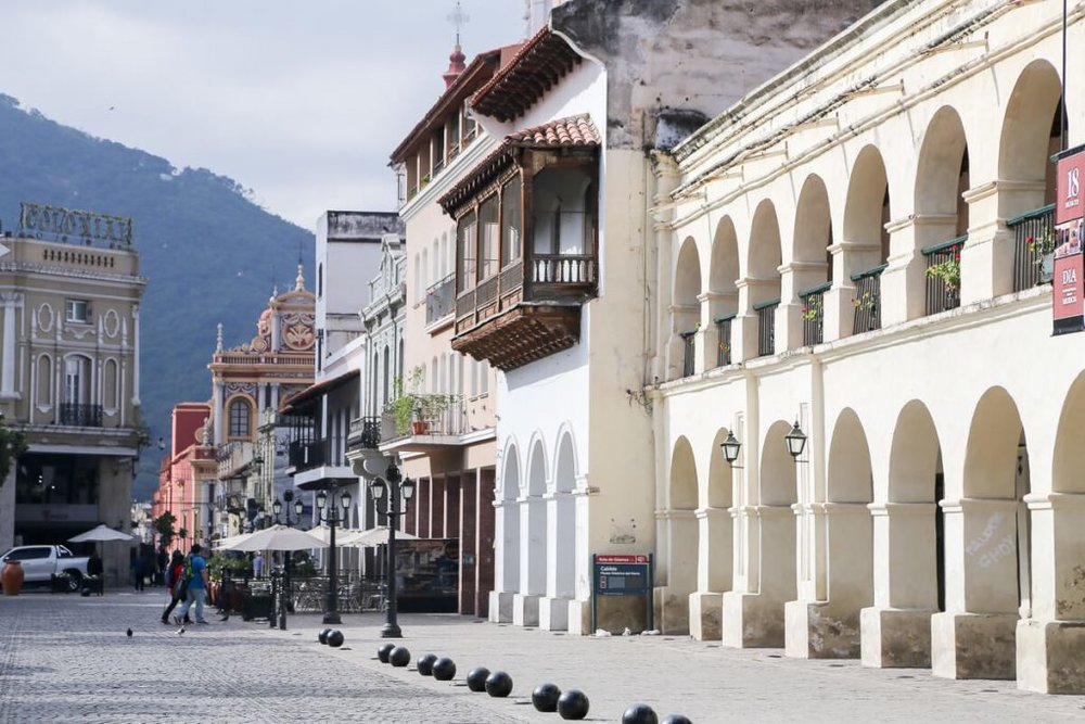 One day in Salta Argentina