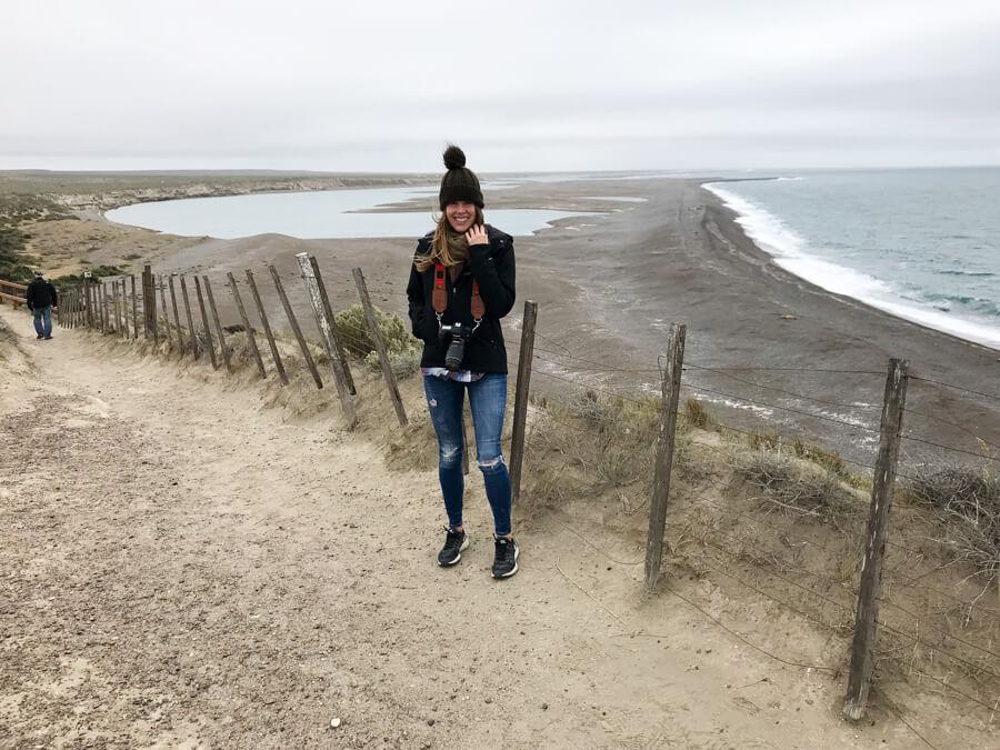 Orca watching at Caleta Valdes