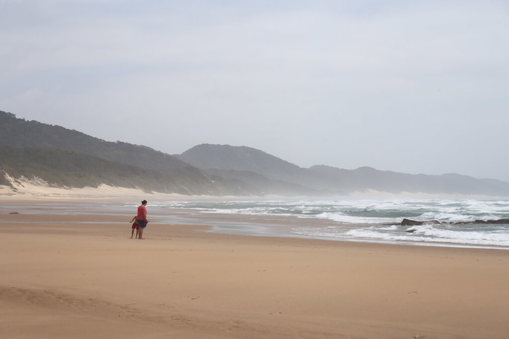 Cape Vidal Eastern Shores beach