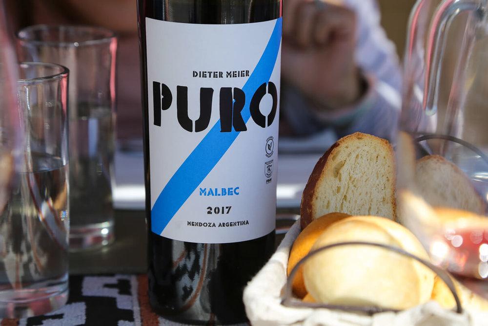 Wine tasting in lujan de cuyo Mendoza