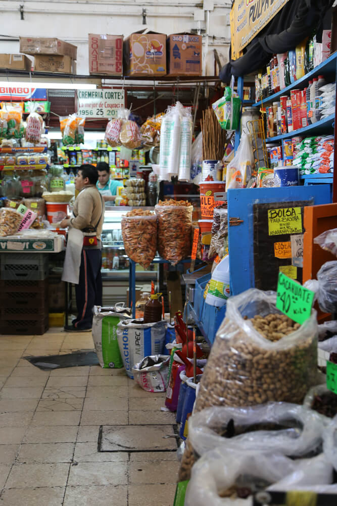 What to do in Coyoacan Mexico City, shop in the markets