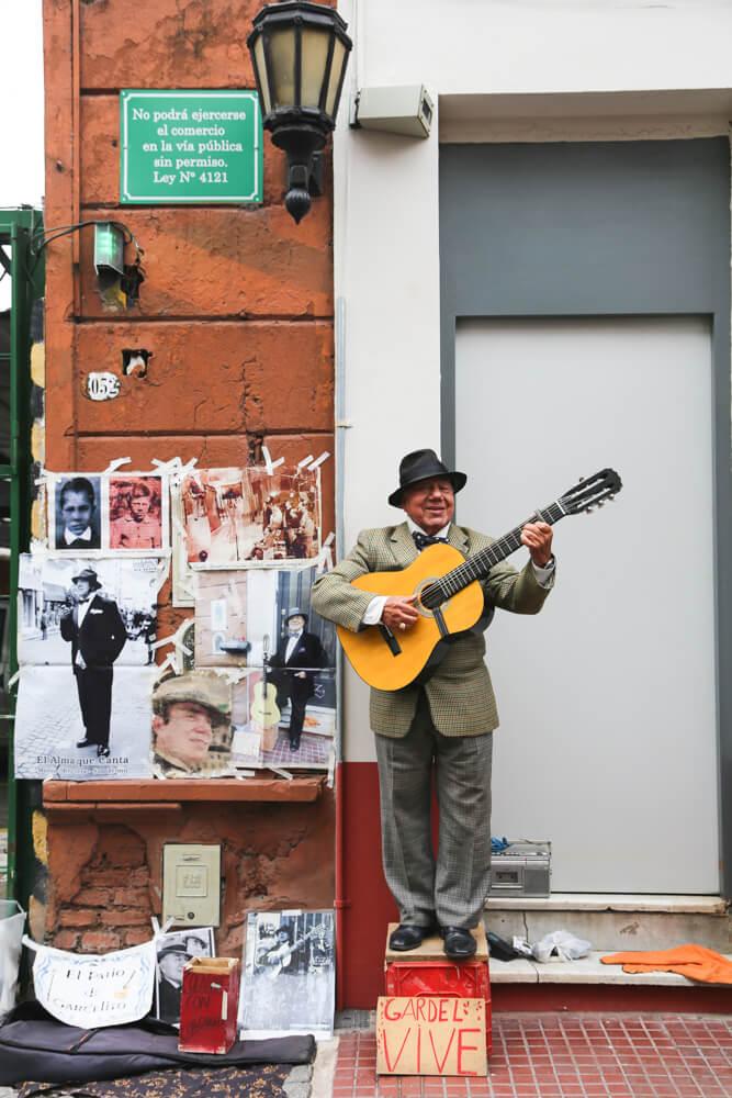 Gardel Vive in Buenos Aires