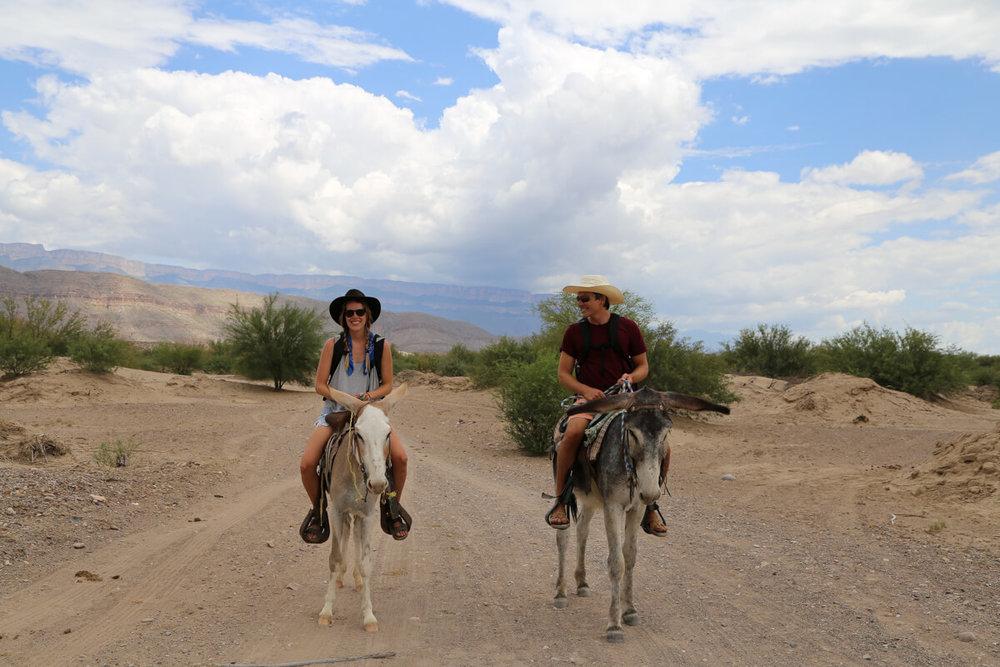 How to go to Boquillas del Carmen Mexico