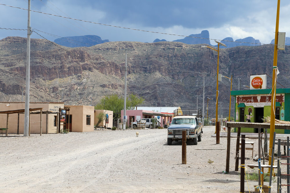 Boquillas del Carmen day trip from Big Bend National Park