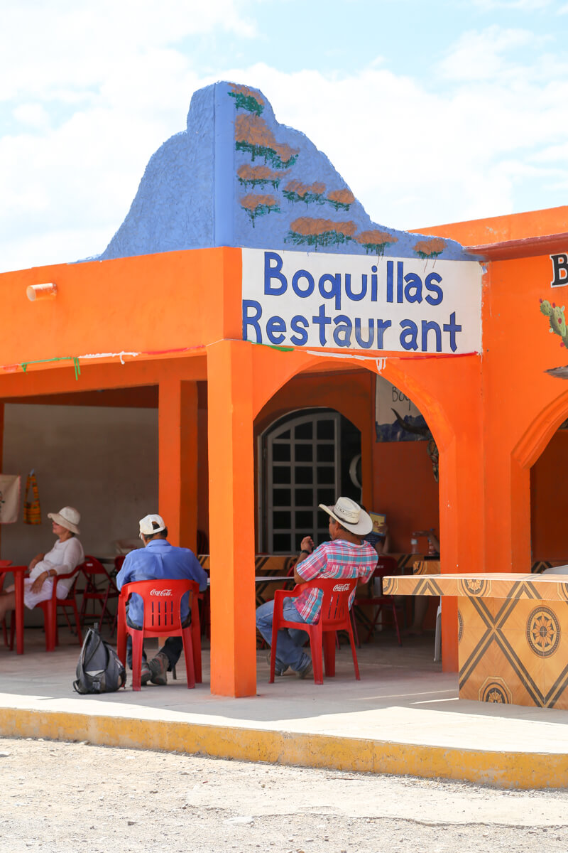 How to spend a day in Boquillas del Carmen from Big Bend, where to eat in Boquillas