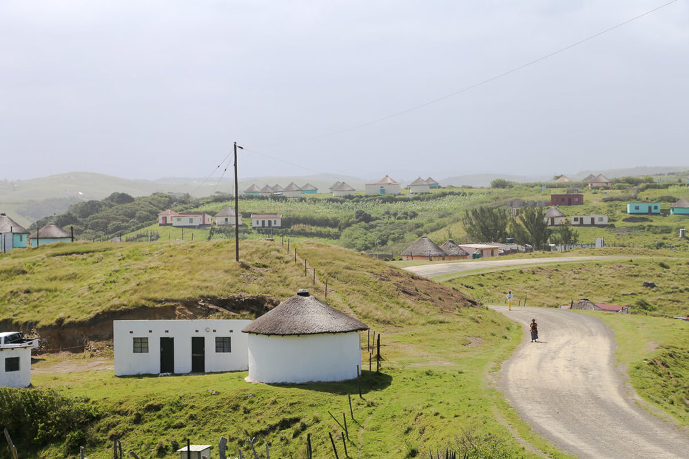 Tshani Village on The Wild Coast