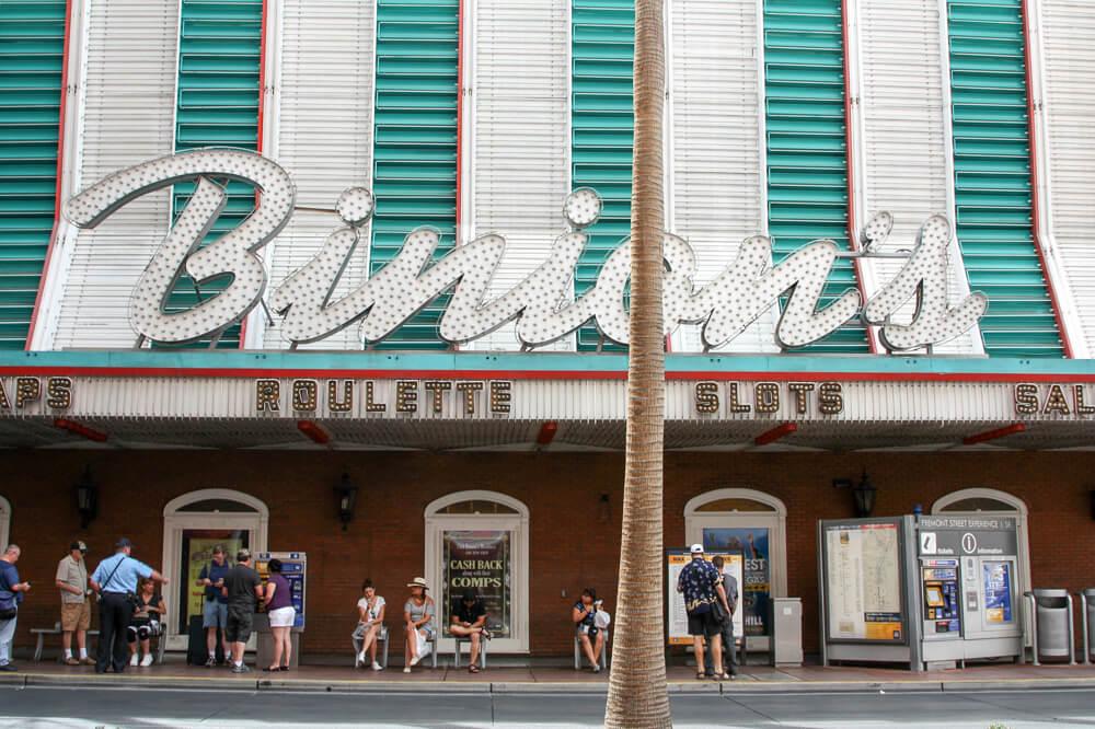 Best neon signs in Las Vegas in downtown las vegas