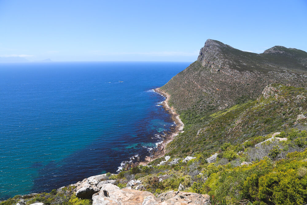 Visiting Cape Point from Cape Town Day Trip