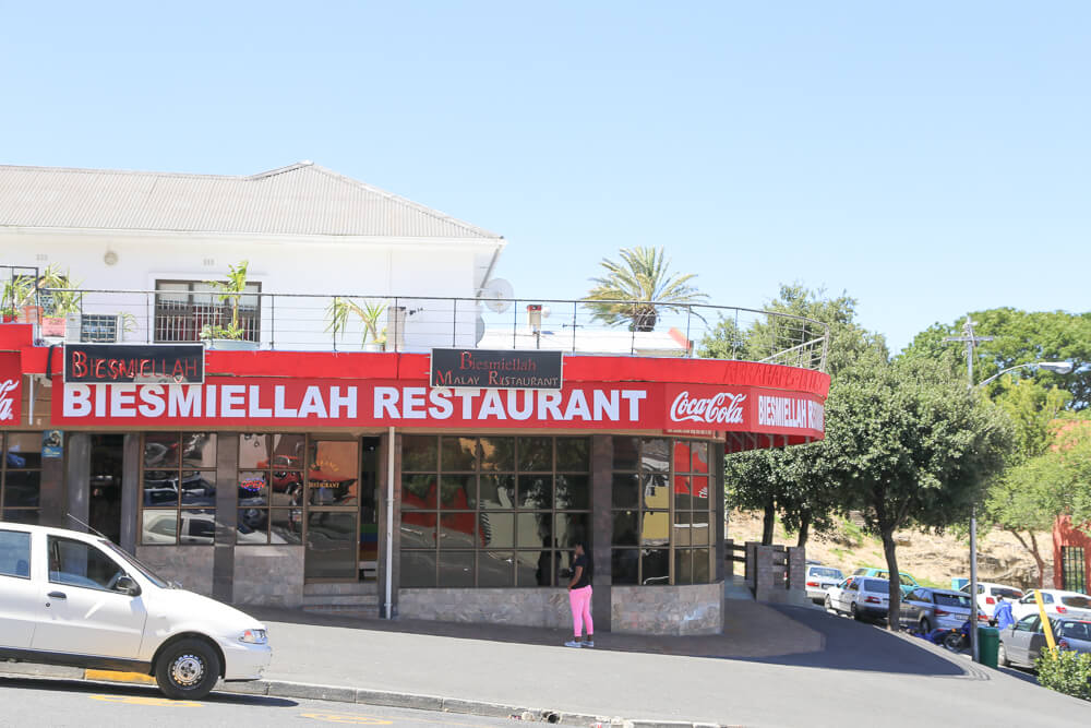 Best restaurant for Cape Malay food in Cape Town