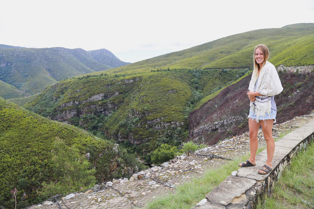 a month in south africa