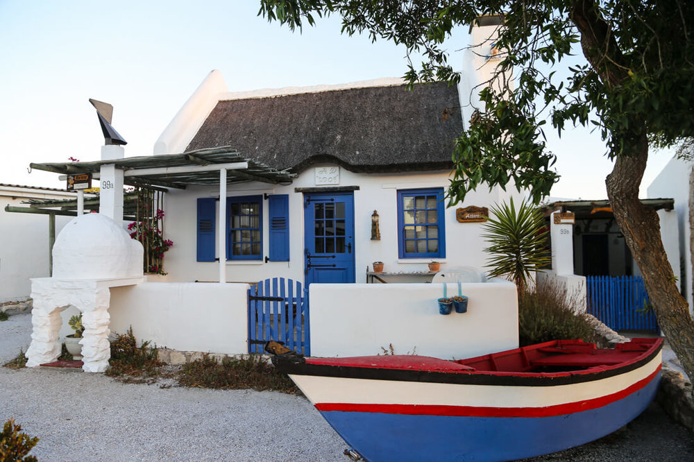 Our Airbnb in Paternoster
