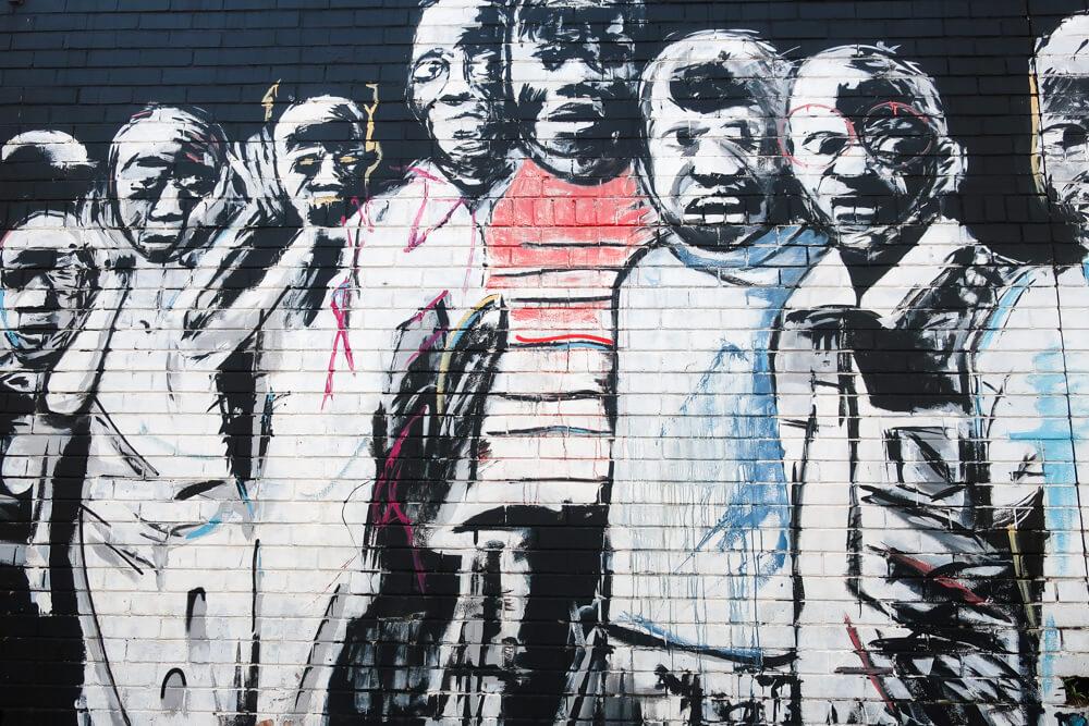 Street Art in Maboneng