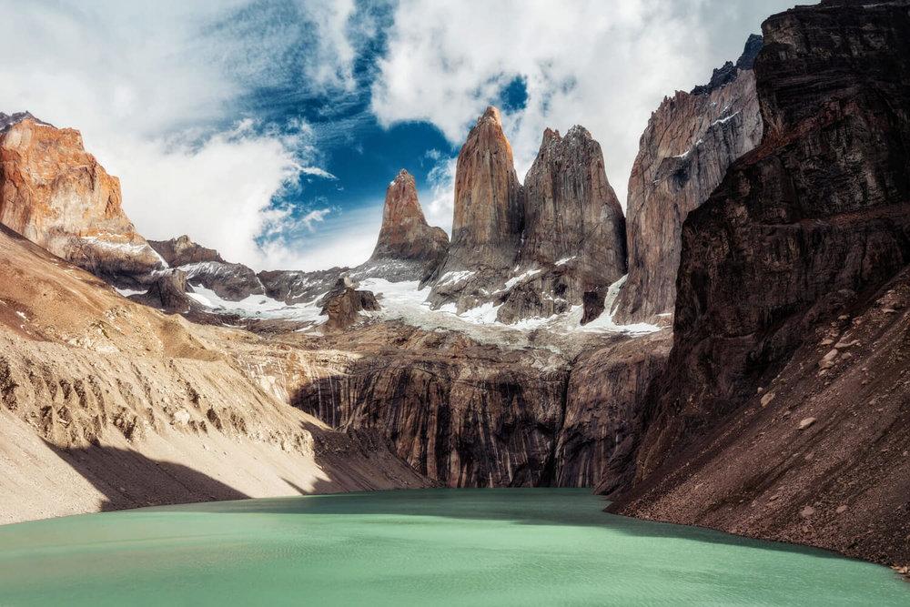 Torres del Paine | Source:  Lukas Bischoff  © 123RF.com