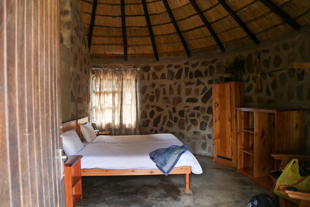 Traditional swaziland accommodation