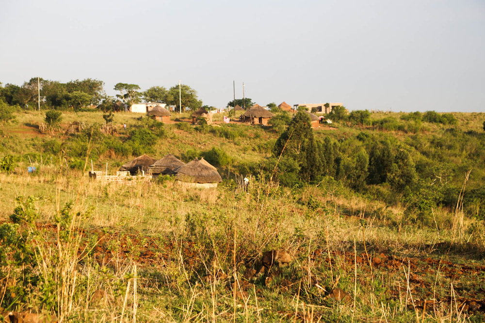 Shewula Mountain Camp in Swaziland