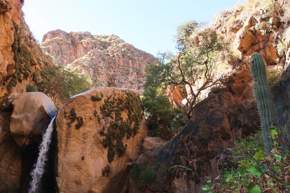best hikes in Cafayate Argentina