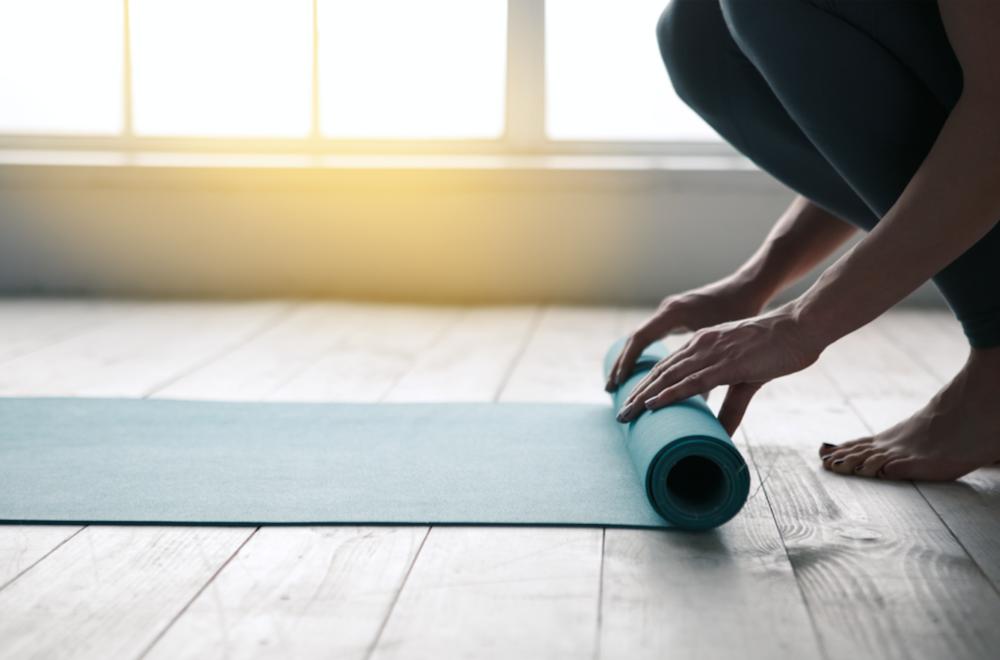Yoga Grundkurs -