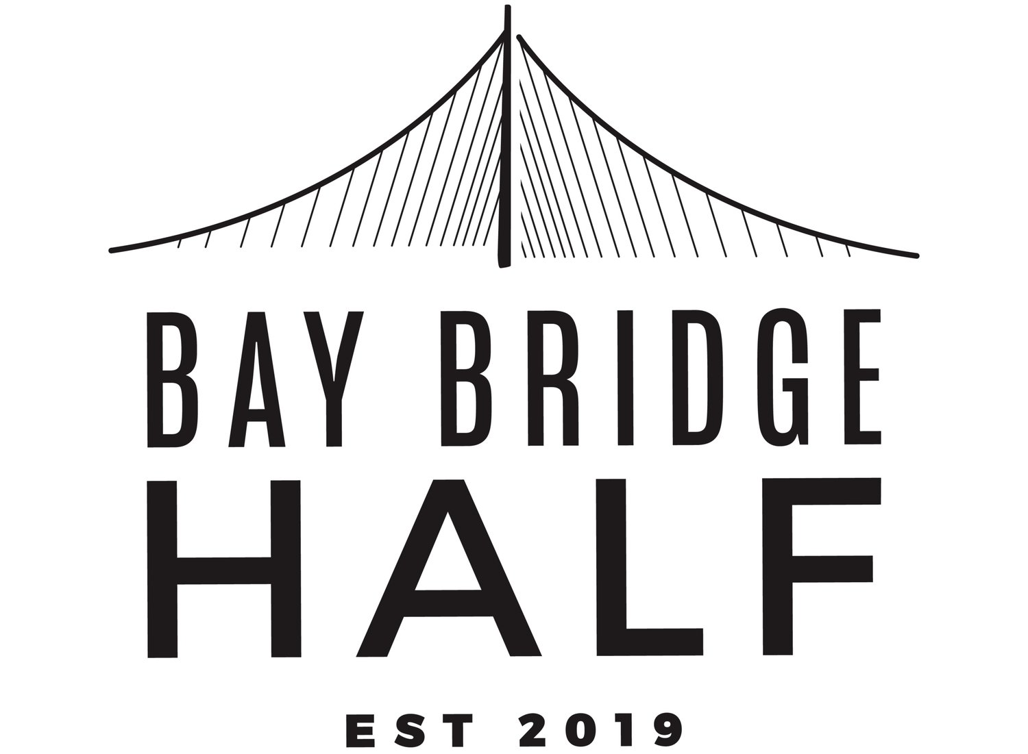 Bay Bridge Half Marathon // May 3rd, 2020 // Oakland, California // Oakland Run Co.
