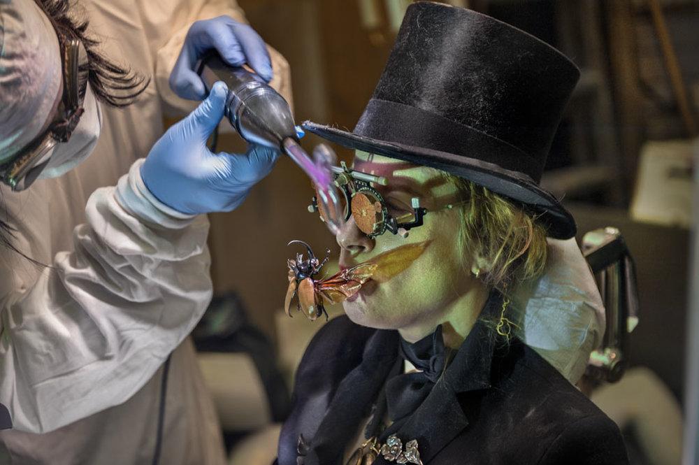 Psychic Surgery (Coleoptera)