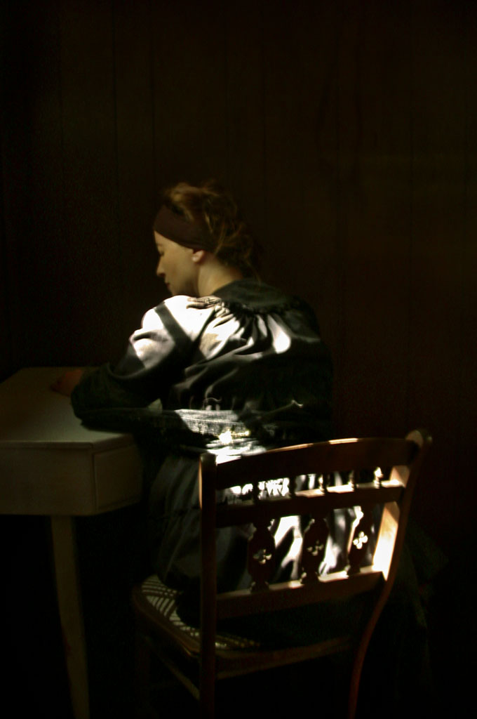 The Vermeer Chair