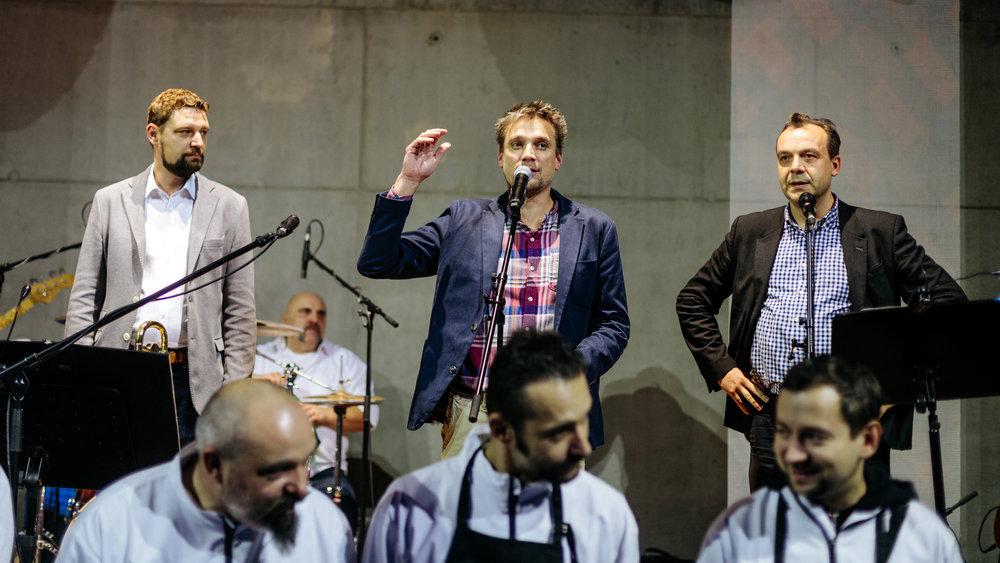realizace: 2018  lokace: DOX+, Praha  návštěvnost: 350 hostů