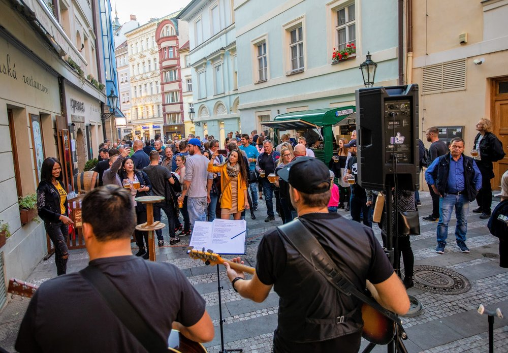 2013 - 2018  36 pubs throughout the Czech and Slovak Republic  4000 visitors