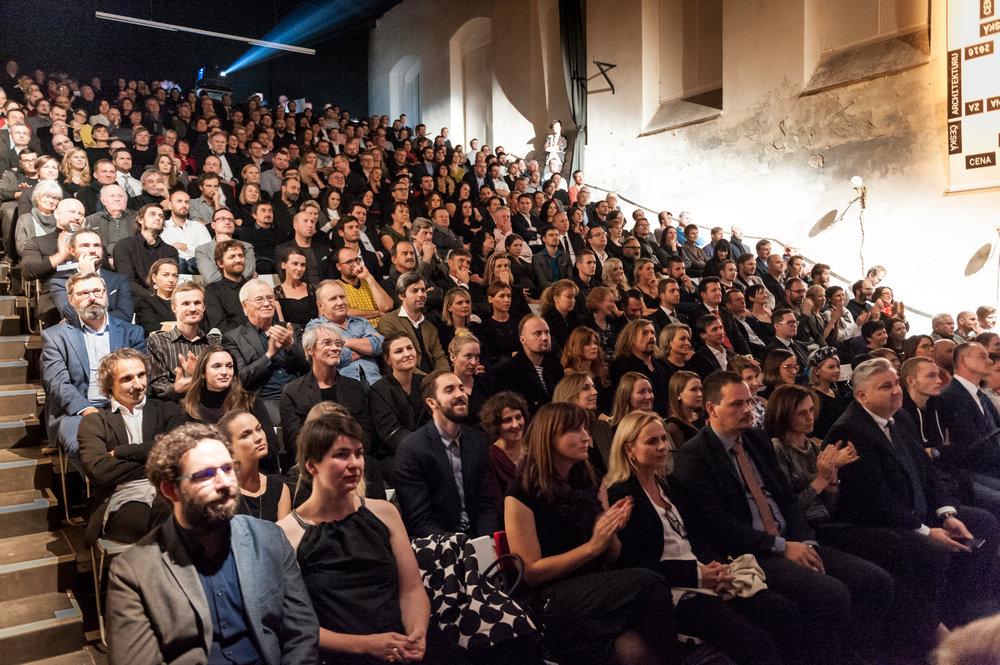 2016  La Fabrika a Jatka78, Prague  1200 guests