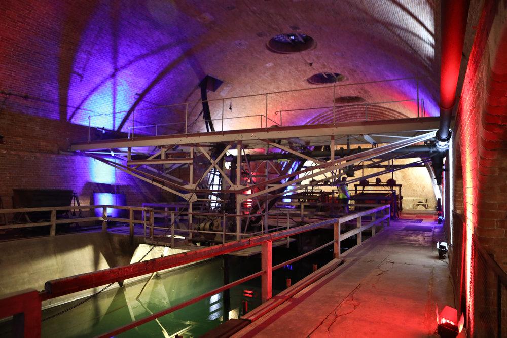 2018  Museum - Old treatment plant, Prague  900 guests