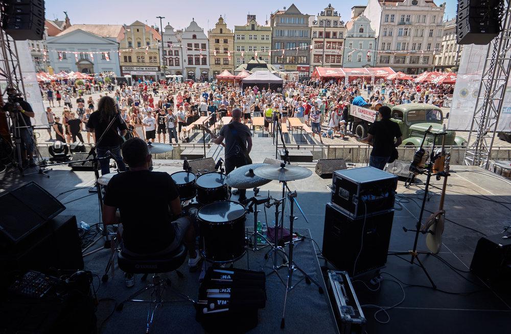 2016 - 2018  Plzeň  35 000 návštěvníků