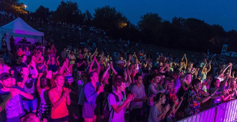 realizace: 2002 - 2018  lokace: park Ladronka, Praha 6  návštěvnost: 18 000 osob