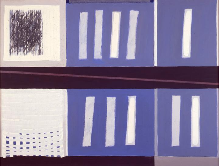 "Jack Tworkov, ""Variables II,"" 1964-65"